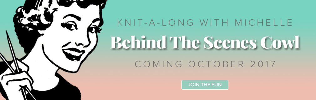 October's Knit-a-long 2017