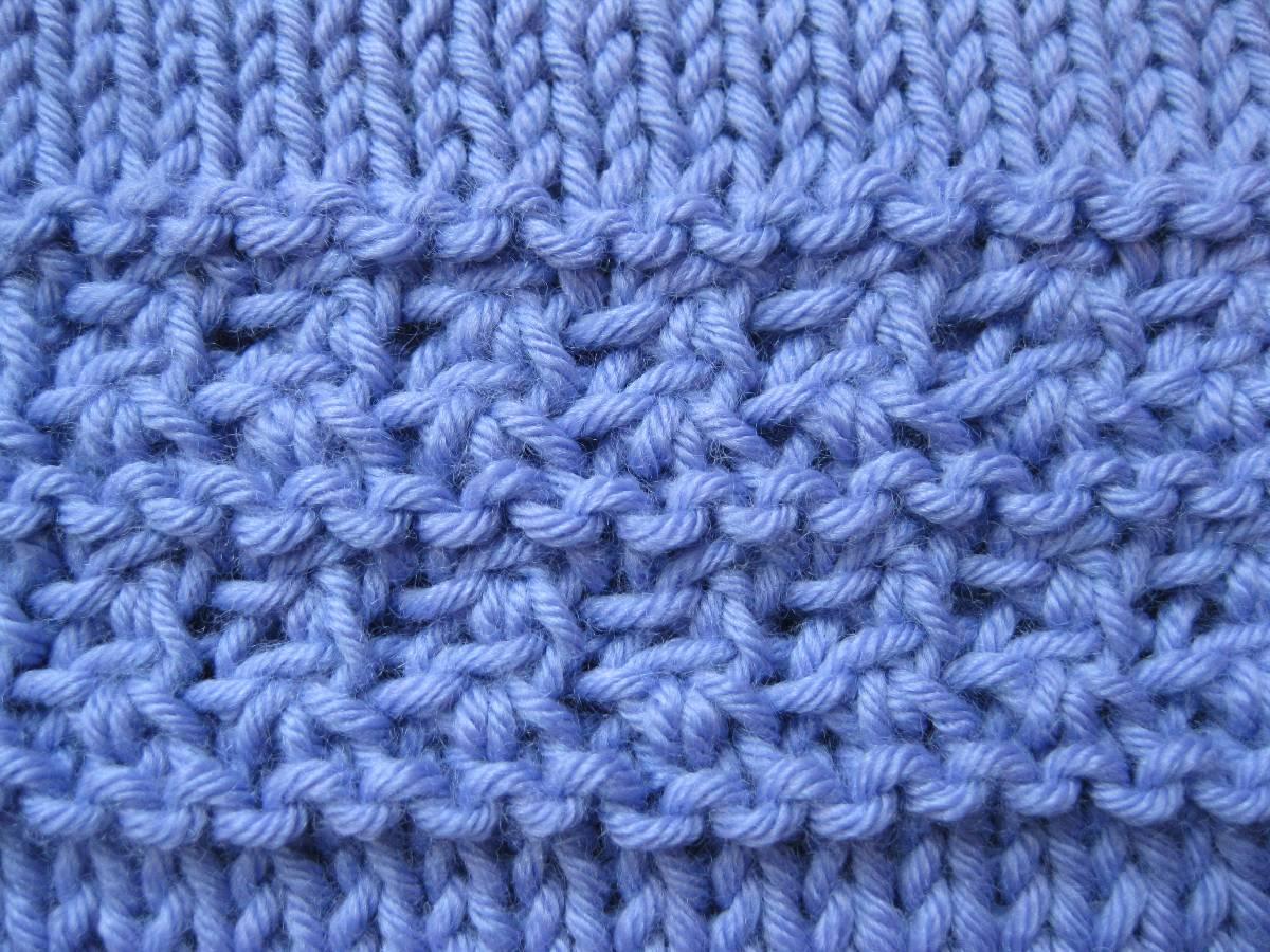 Triplicity   Part 3   Knit Purl Hunter KAL