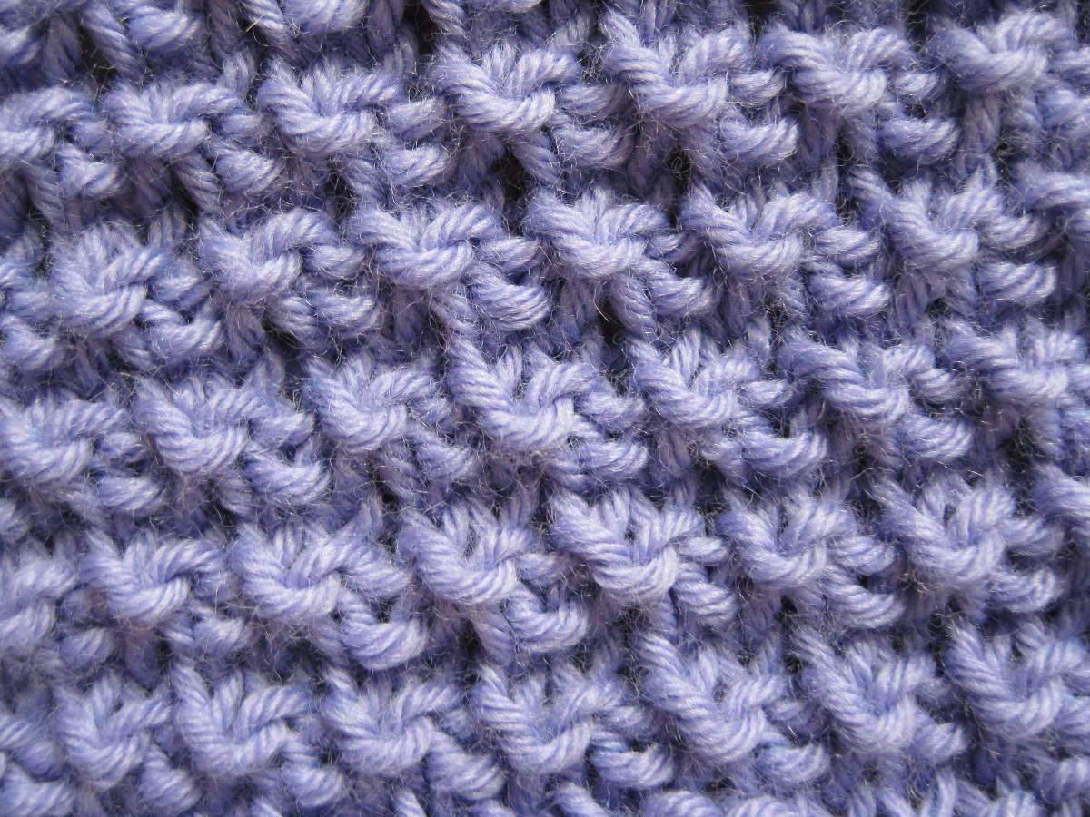 Triplicity – Part 4 – Knit Purl Hunter KAL