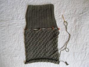 Independence Pillow   Knit Purl Hunter KAL
