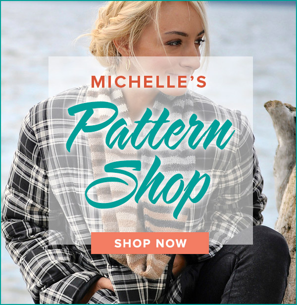 Purchase Michelle's Patterns Here